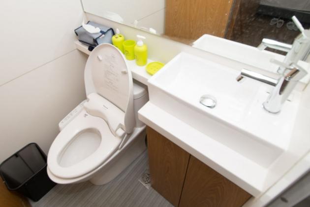 房型9,兩人房(Q size雙人床+沙發) –車號 19: Yellow 黃 3